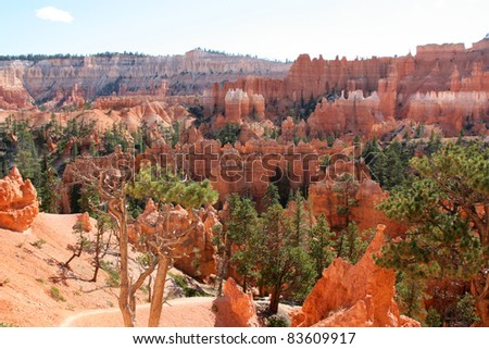 BRYCE CANYON NATIONAL PARK, USA