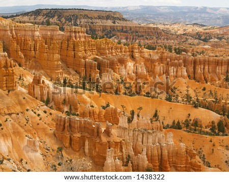 Bryce Canyon National Park, view from Sunset Point