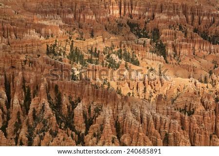 Bryce Canyon, Utah, USA - stock photo