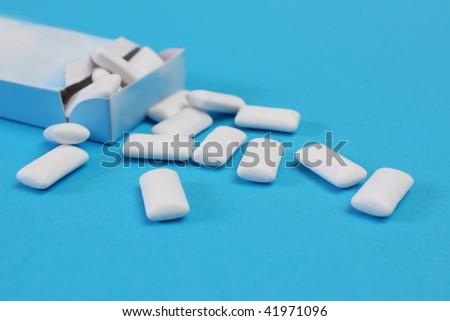 bubble gum - stock photo