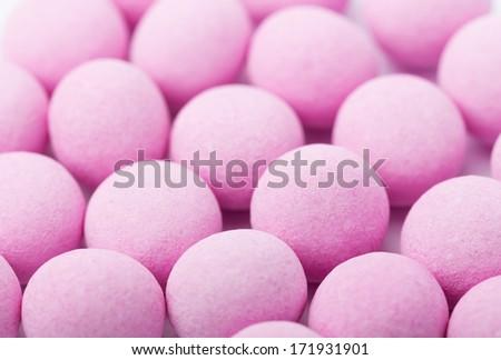 Bubblegum - stock photo