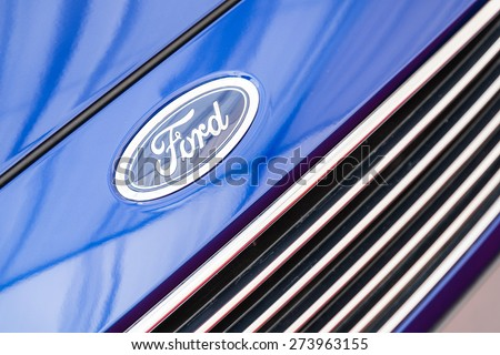Ford motor company stock photos images pictures for Ford motor company stock