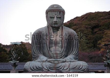 Buddha in Kamakura, Japan
