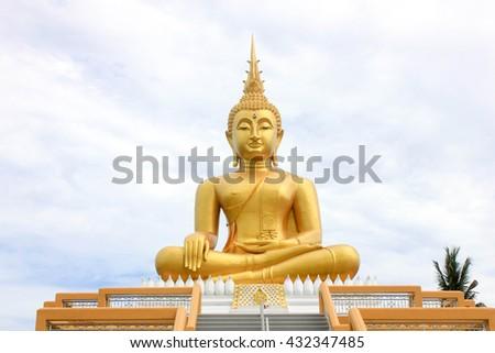 Buddha Land - stock photo