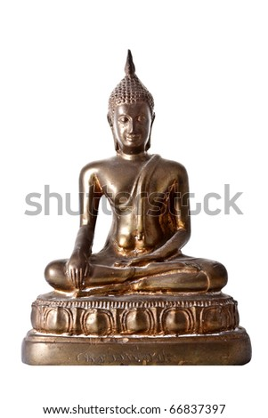 Buddha statue in Thai style
