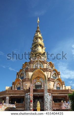 buddhism and temple in thailand