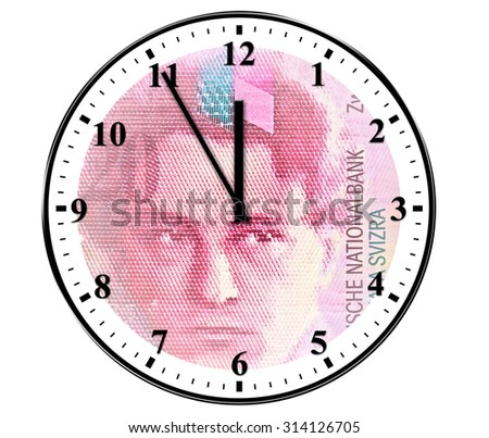 Budget Time - stock photo