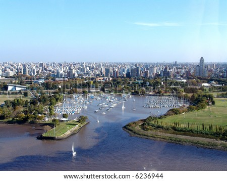 Buenos Aires. Argentina - stock photo