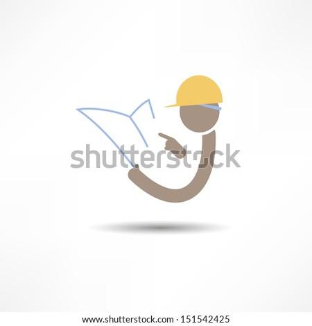 builder - stock photo