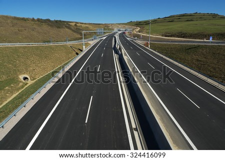 Building a Highway in Slovakia