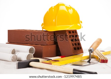 Masonry Tools Stock Photos Images Amp Pictures Shutterstock