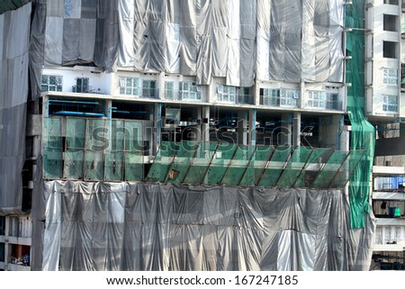 Building Construction & scaffolding