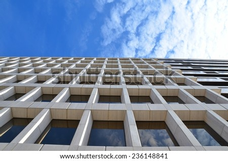 Building Design Architecture - stock photo