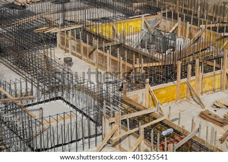 how to build a foundation for a buidling