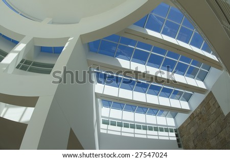 Building Interior - stock photo
