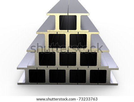 Building materials - stock photo