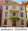 Building Monte Carlo - stock photo