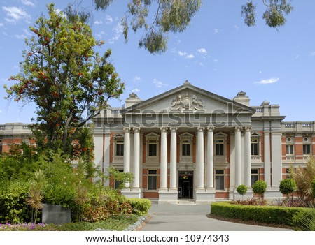 Building of the Supreme Court of Western Australia