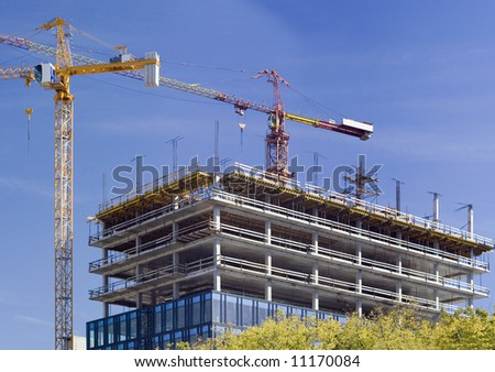 Building Site for business building
