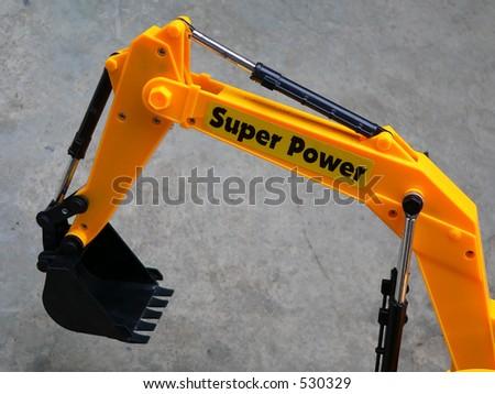 building technique - stock photo
