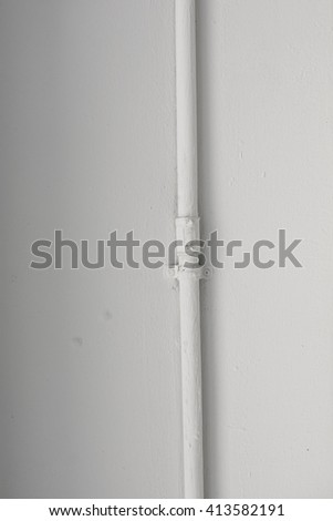 Building wiring systems - stock photo