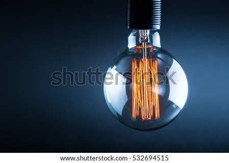 bulb lamp tungsten