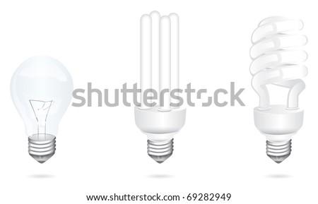 Bulbs - stock photo