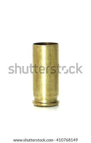Bullet shells with it head - stock photo