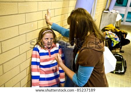 Bullying - stock photo