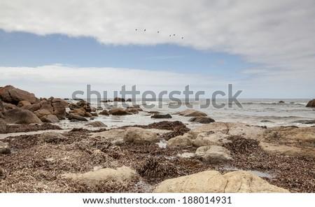 Bunker Bay, Yallingup, Western Australia - stock photo