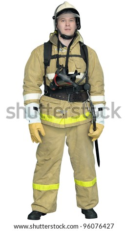 Bunker gear - system of outer protective clothing