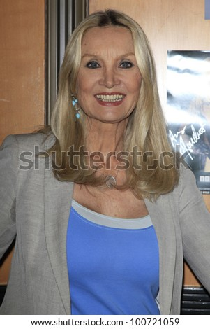 BURBANK, CA - APR 22: Barbara Bouchet at The Hollywood Show held at Burbank Airport Marriott on April 22, 2012 in Burbank, California