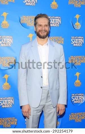 BURBANK - JUN 25: Bryan Fuller at the 41st Annual Saturn Awards at The Castaway on June 25, 2015 in Burbank, California, - stock photo