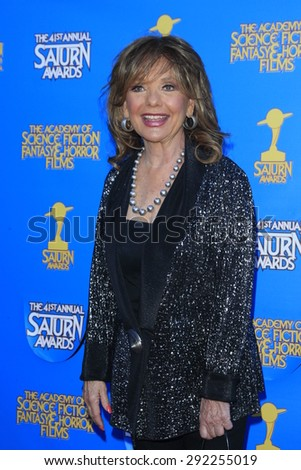 BURBANK - JUN 25: Dawn Wells at the 41st Annual Saturn Awards at The Castaway on June 25, 2015 in Burbank, California,