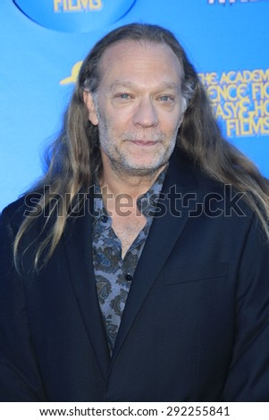 BURBANK - JUN 25: Greg Nicotero at the 41st Annual Saturn Awards at The Castaway on June 25, 2015 in Burbank, California, - stock photo