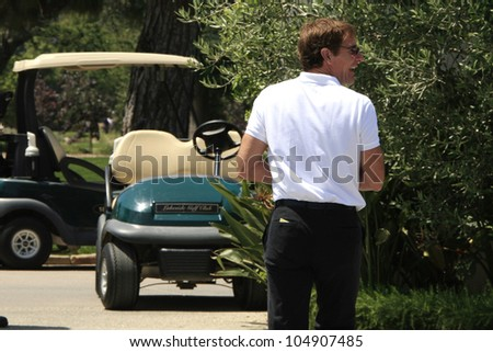 BURBANK - JUN 11: Scott Bakula at the 3rd Annual SAG Foundation Golf Classic at the Lakeside Golf Club on June 11, 2012 in Burbank, California