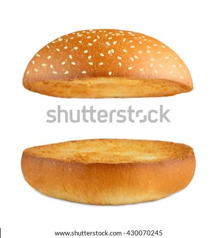 burger bun clip art � cliparts