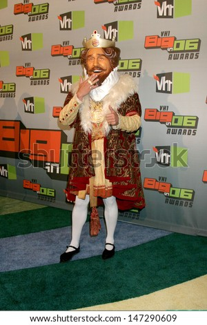 "Burger King VH1 Presents ""Big in '06"" Sony Studios Culver City , CA December 2, 2006 - stock photo"