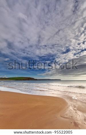 Burgh Island, Bigbury on sea, Devon, UK - stock photo