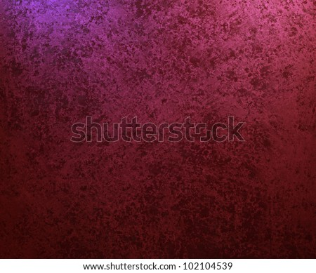 burgundy red background wallpaper with vintage grunge background texture design and lighting, has blotchy stain spots and pink purple background color tone, elegant luxurious background for brochure - stock photo
