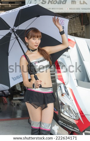 Pit Babes Stock Photos Royalty Free Images Amp Vectors Shutterstock