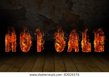 Burning word hot sale