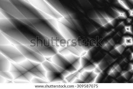 Burst background abstract silver gray energy wallpaper - stock photo