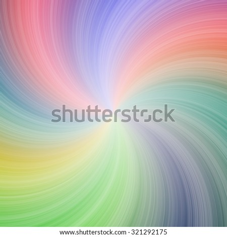 Burst star color generated background - stock photo