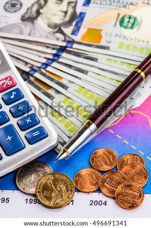 Business accounting,financial business strategy
