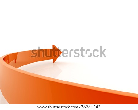 Business arrows - stock photo