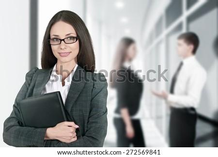 Business, Asian Ethnicity, Women. - stock photo