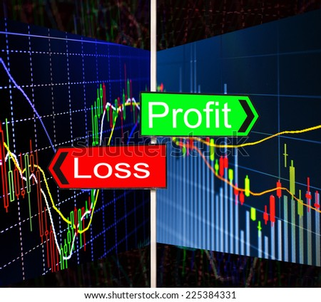 Business background. Market Analyze.Bar graphs, diagrams, financial figures. Forex. - stock photo