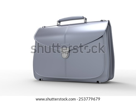 business bag - stock photo