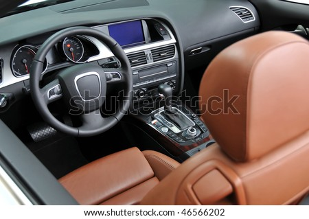Business car - stock photo
